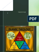 Theology in Islam