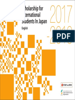 Scholarship 2017 EngJapan