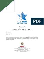 Ariane8 Theoretical Manual
