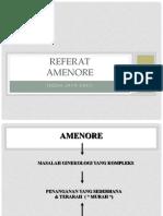 Referat Amenore.ppt