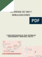 Interfase de Vmi y Nebulizadores Pptsub