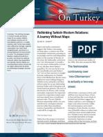 Rethinking Turkish-Western Relations