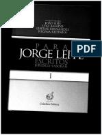 Para Jorge Leite I_A Opção Pela Indemnização Em Substituição...