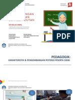 01. PPT.sd.Awal KK a Pedagogi