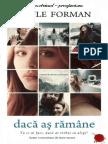 Gayle Forman - Daca as ramane.pdf