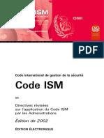1-Code ISM.pdf