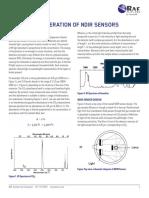 Theory and Operation of NDIR Sensors