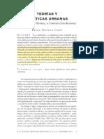 Pradilla(2010)_ TEORÍAS Y POLÍTICAS URBANAS ¿Libre Mercado Mundial, o Construcción Regional?