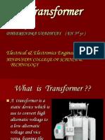 tansformerdheerajupadhyay-120303210132-phpapp01