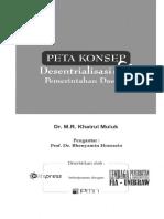 Muluk 2009 Peta Konsep Desentralisasi dan Pemerintahan Daerah.pdf