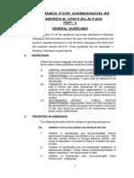 KVS Admission Guidelines 14 15