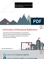 Study Abroad at University of Maryland Baltimore, Admission Requirements, , Courses, Fees