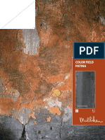 Color Field Patina Brochure 2710027086