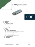 EL USB RT Operation Guide