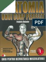 Anatomia Unui Corp Perfect - Frédéric Delavier