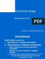 Antiartythmic Drugs 1