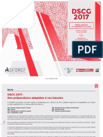 Catalogue DSCG 2017