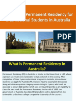 How to Get Permanent Residency for International Students?