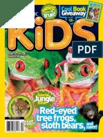 National Geographic Kids September 2017