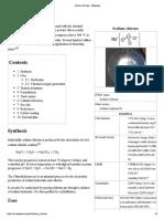Sodium Chlorate Properties