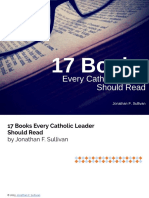 17 Books Every Catholic Leader Should Read