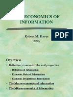 Econ Info