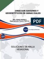Gaviones y Geosintticos Obras Viales (1)