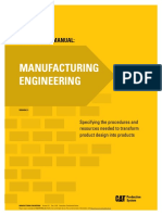 Manufacturing Engineering v2.3