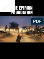 Epirian Faction Book - 201609