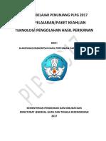 Bab i Klasifikasi Komoditas Hasil Pertanian Dan Perikanan