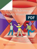 A Days Adventure in Math Wonderland_Jin Akiyama, Mari-Jo Ruiz