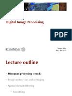 Image Processing - Histogram Smoothing Sharpening