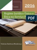 Vinícius Mendonça - Regime Jurídico e Código de Ética - 2016.pdf