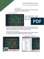 2. Importar Archivos de AutoCAD