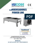EMICON Manual Instalacion Uso Mantenimiento CR-CRS-CRU POWER Rev0.22 [ESP]