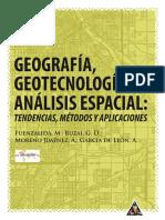 Fuenzalida Et Al. 2015 Geografa Geotecnologa y Anlisis Espacial