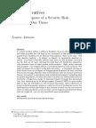 Amoore - Data Derivatives