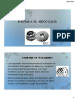 Engranajes Helicoidales 1
