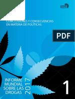 UNODC WDR Booklet1 Exsum Spanish