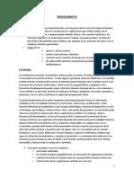 Endocarditis Resumen