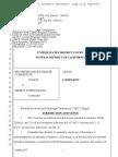 SEC v Drake - Complaint