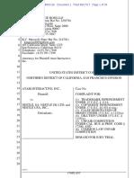 Atari v. Nestle - Breakout Copyright