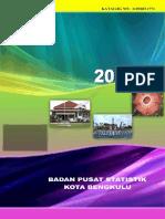 Statistik Daerah Kota Bengkulu 2016