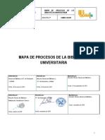 Mapa Procesos Sbad-CA-001 2ª Ed