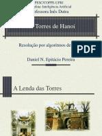 As Torres de Hanoi