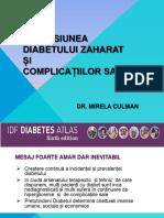 1.Expansiunea Diabetului Si Complicațiilor Sale