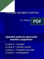 3.Fiziologia Secretiei Insulinice Si Etiopatogenia Diabetului 1