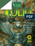Folio #1 5E