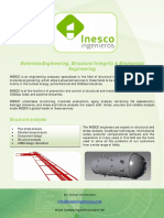 Brochure Inesco Ingenieros