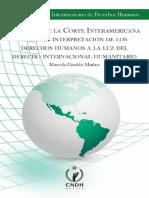 Derechos Humanos a La Luz Del Derecho Internacional Humanitario